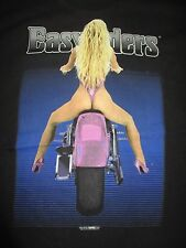 Vintage 1996 EASY RISER MOTOR CYCLE Richmond, VA (LG) T-Shirt