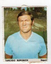 Figurina picture cards GUERIN SPORTIVO 1974/75 NAPOLI BURGNICH