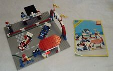 LEGO TOWN CITY 6381 RACING MOTOR SPEEDWAY COMPLETE WITH MANUAL