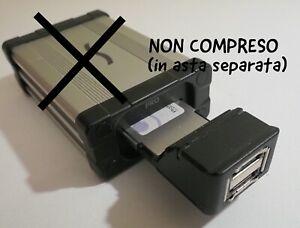 eSATA PCMCIA CARD - 2 porte eSata su scheda PCMCIA Express