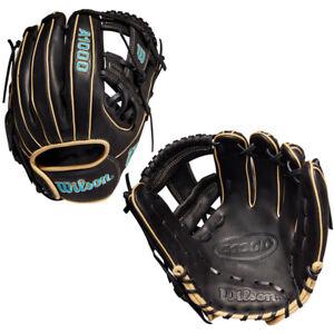 "Wilson A1000 11.5"" Infield Baseball Glove DP15 Model 2022 Pedroia Fit Model"