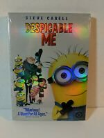 Despicable Me DVD,Steve Carell, Miranda Cosgrove, Russell Brand, New Sealed