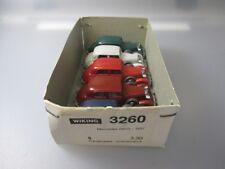 Wiking: Händlerpackung mit 5x Mercedes Benz 260D -1937 Nr.3260 (Schub65)