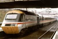 PHOTO  CLASS 43 LOCO NO 43007 LEADING AND 43121 AT COVENTRY 1996