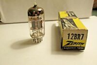 Zenith 12BR7 Vacuum Tube FREE SHIPPING