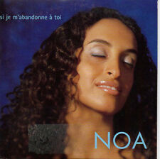 ★☆★ CD Single NOA Si je m'abandonne à toi 2-track CARD SLEEVE  ★☆★