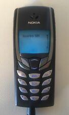 Telefono cellulare GSM Nokia 6510 GSM vintage anni phone cellular vtg 90s