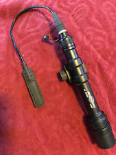 SureFire M600Aa, Aa Battery powered Scout Light With Pressure Pad Switch
