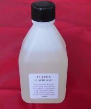 VULPEX Sapone liquido 250ml Pulizia sicura, dipinti, ARMOUR, metalli preziosi, ecc.