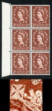 2d Light Red Brown Wilding Spec S38 white Flaw Right of Crown U/M (ebay 3)