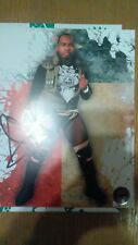 Pro Wrestling Crate EXCLUSIVE ACH Autographed 8x10