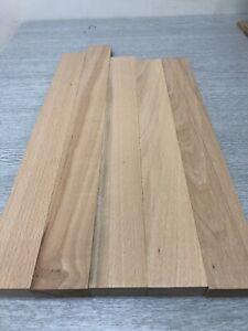 Steam Beech Timber Offcuts 5 Length @ 48x18x400-500 Mm Long