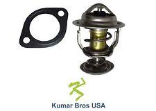 New Kubota MX5000DT MX5000F MX5100DT MX5100F Thermostat & Gasket 160°F