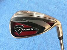 Callaway RAZR X HL 9 Iron - True Temper M-10 XP Uniflex Steel ~USED~