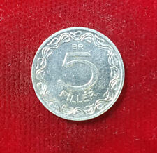 5 1970 relleno menta moneda Hungría Hungría