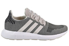 NEW Adidas B37736 Swift Run Men's Grey Running Lifestyle Shoes