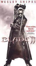 Blade 2 VHS Tape Wesley Snipes
