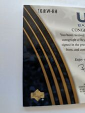 """2008 UD BRYCE HARPER USA Baseball Auto Rookie """"Gold Medal Bound """" #1 of 5"""