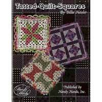 Handy Hands Tatted Quilt Squares 769826322009