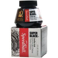 Speedball CALLIGRAPHY INDIA INK - SUPER BLACK 59.2ml