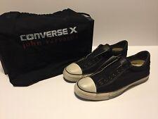 NIB Converse by John Varvatos CTAS VTG Slip Ox Black/Beluga 153903C US Mens 11