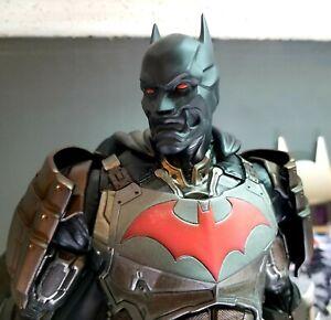 Authentic XM Studios Batman Samurai 1/4 Statue *Red Rage Mode Head Sculpt ONLY*