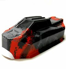 BS213-036R 1/10 Scale RC Electric EP Buggy Narrow Body Shell Cover Red