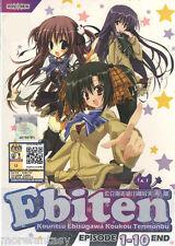 (A01) Ebiten : Koritsu Ebisugawa Koukou Tenmonbu ( Eps.1 - 10 End ) DVD Eng SUB