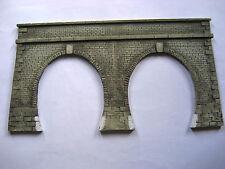portale tunnel  per diorami e plastici ferroviari scala h0 ART.P 06