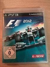 PS3 Spiel F1 2012 - Formula 1  wie NEU