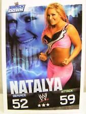 Slam Attax Evolution  #108 Natalya