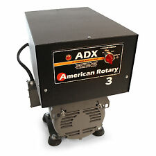 Rotary Phase Converter ADX3F 3 HP Floor Unit  Digital Smart Series Extreme Duty