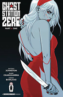 GHOST STATION ZERO #1 (OF 4) BECKY CLOONAN VARIANT IMAGE COMICS