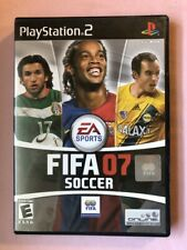 FIFA Soccer 07 - Playstation 2 PS2 Game Complete