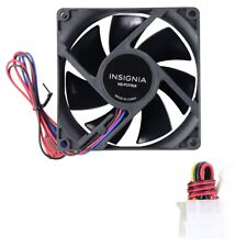 Insignia 80mm Case Cooling Fan (NS-PCF808) - Black
