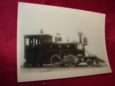 "LVRR - Principe de Grao Para #19 ""BONGA"" Baldwin #8099  8-1886 S R Wood Photo"