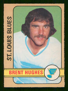 BRENT HUGHES 1972-73 O-PEE-CHEE 72-73 NO 234 NRMINT+ 41924