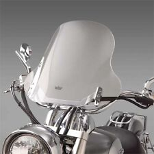 NEW SHOW CHROME ACCESSORIES EZ MOUNT CRUISER WINDSHIELD  P# 20-118