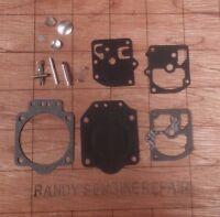 Homelite XL12 SXLAO RB-16 Carburetor Rebuild Repair Kit for C2S-H5A C2S-H5 carbs