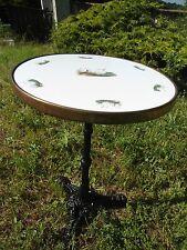 TABLE BISTRO EMAIL VERITABLE 800°C MAISON JARDIN NEUVE OIE QUALITE FAB EN FRANCE