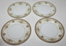 4 VTG Haviland Limoges China Eugenie Bread & Butter Plates - 6 1/8""