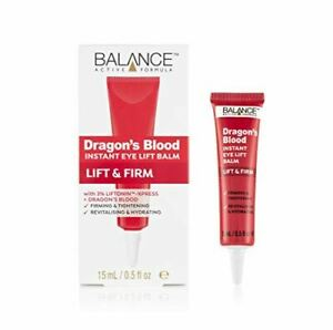 Balance Active Formula Dragon's Blood Instant Eye Lift Balm 15ml