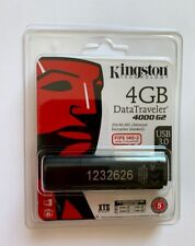 Kingston 4GB Data Traveler 4000 G2 - THUMB DRIVE /NEW