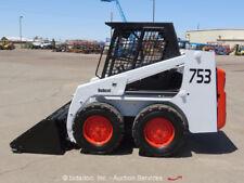 Bobcat 753 Skid Steer MANUALE OFFICINA inviato come un download