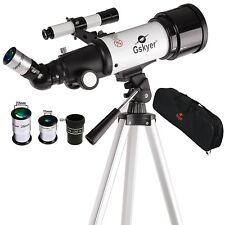 Gskyer Telescope, AZ70400 German Technology Astronomy Telescope,  Travel