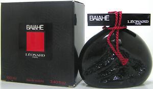 Leonard  BALAHE  100 ml Eau de Toilette / EDT Flacon