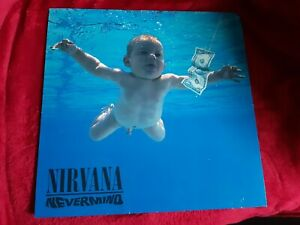 """Nirvana Nevermind 12"""" Vinyl LP"""