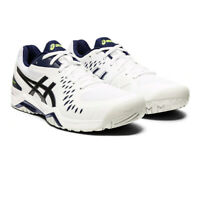 Asics Mens Gel-Challenger 12 Tennis Shoes White Sports Breathable Lightweight