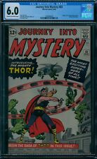 Journey Into Mystery 83  CGC 6.0  1st Thor