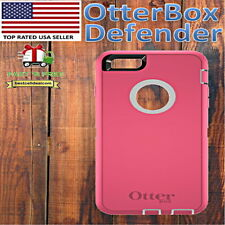 Otterbox Defender Series Case 77-52253 Pink White For iPhone 6s Plus & 6 Plus